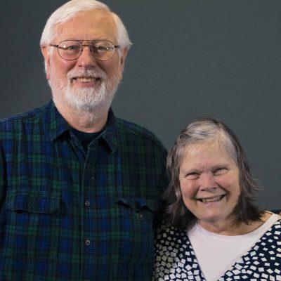 Steve & Sylvia Adams