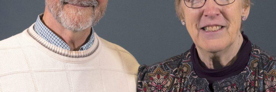 John & Mary Weston